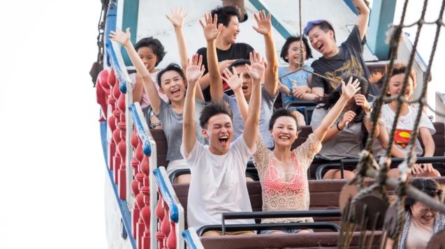 圖片來源:六福村大海盜