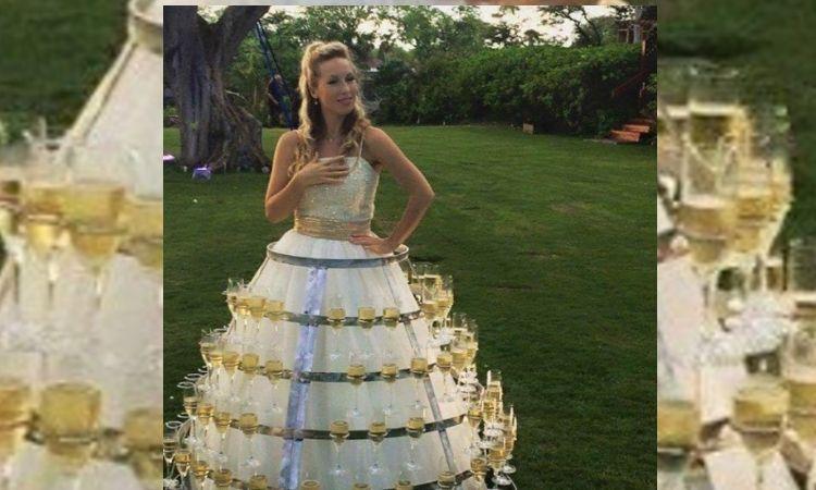 地表最獵奇婚紗Top6你想嘗試哪一套?