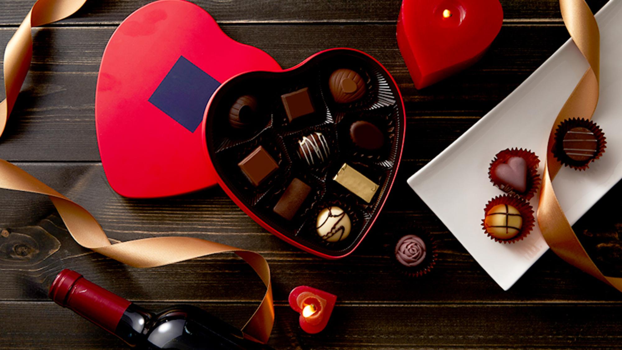巧克力甜點店