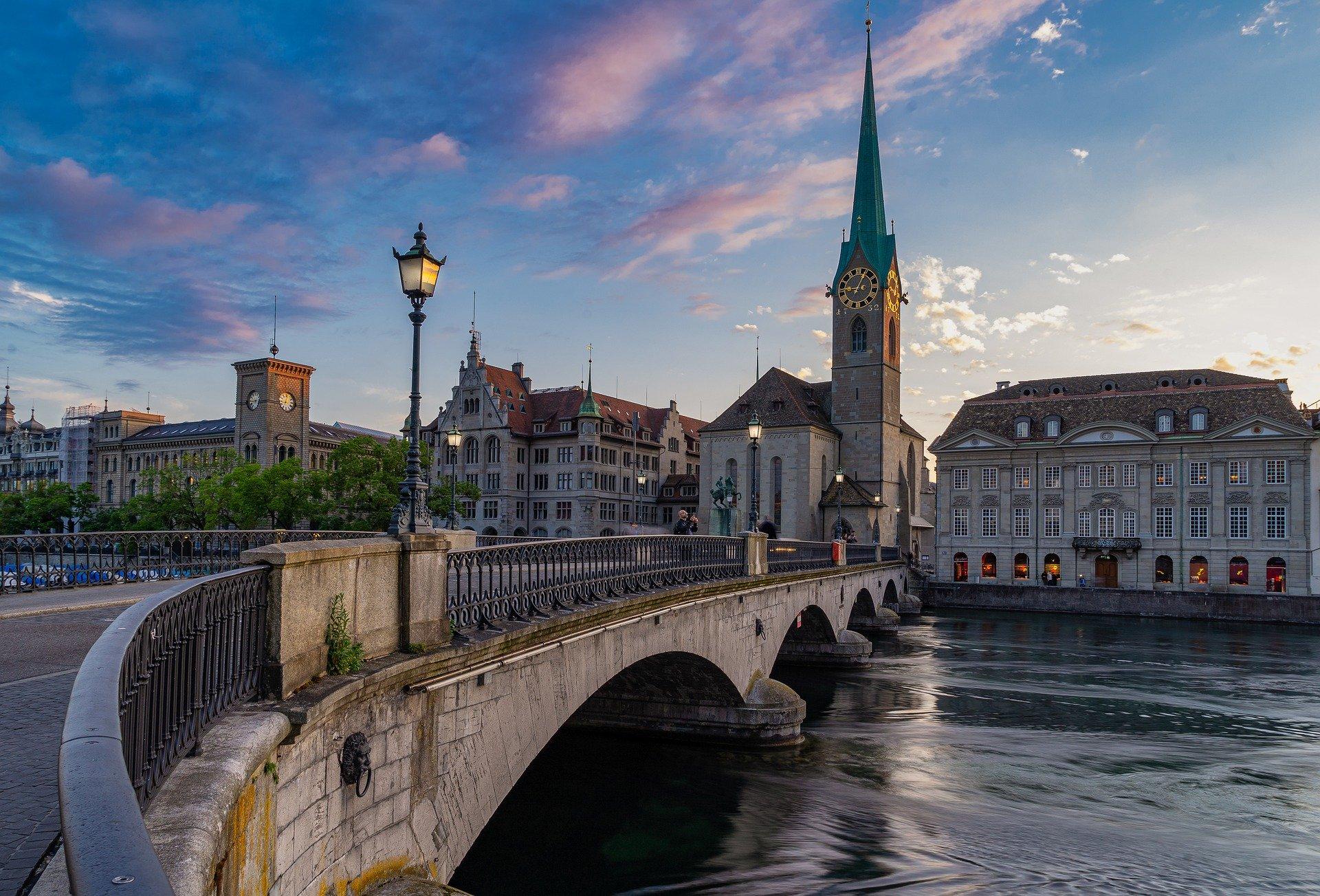 瑞士:疫情得以控制 擬6月15日開放邊界