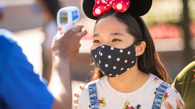 迪士尼已實施COVID-19協議©David Roark /沃爾特·迪士尼世界度假區,通過Getty Images