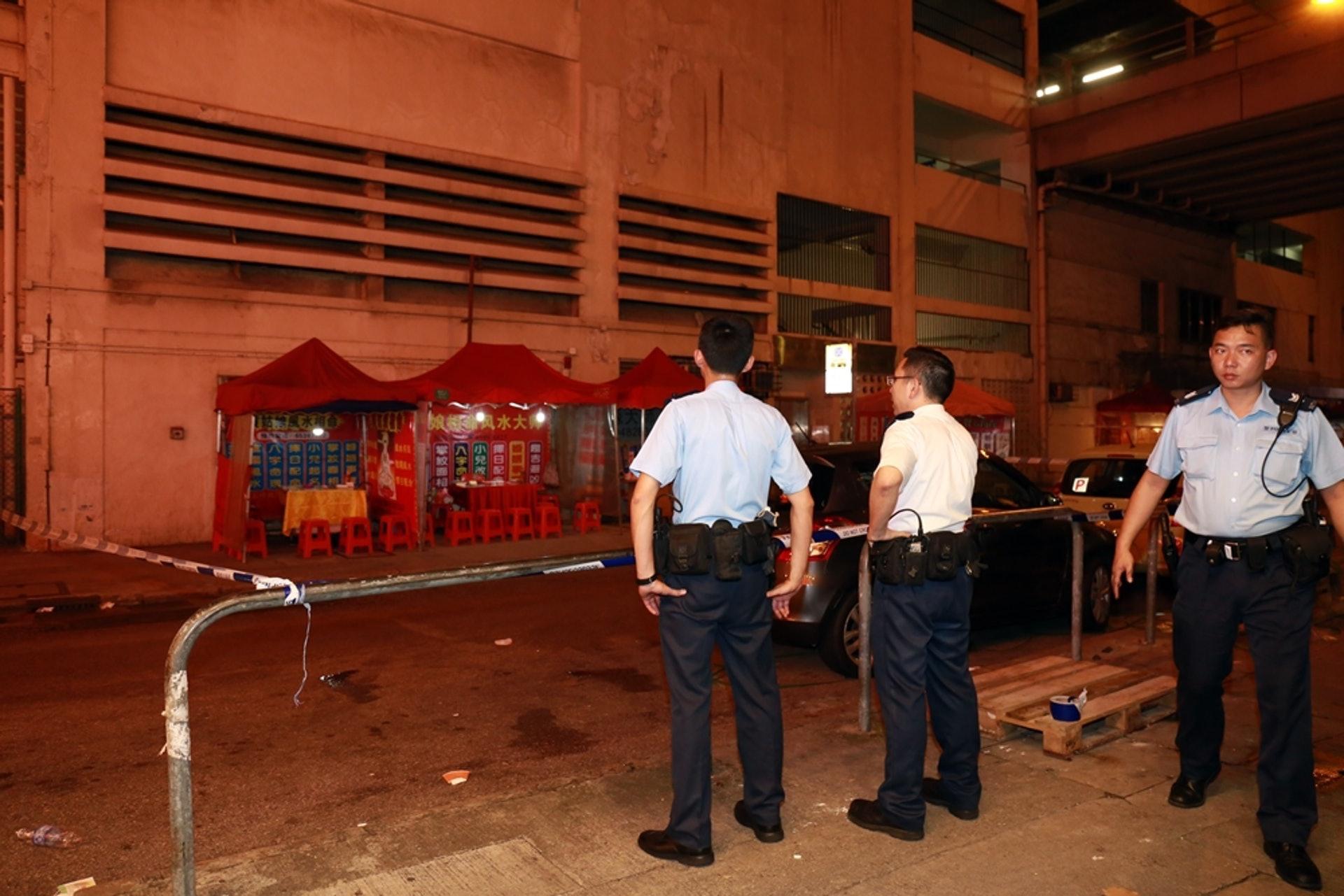 自殺頻傳 香港靈異「穿肚」停車場 預計明年拆