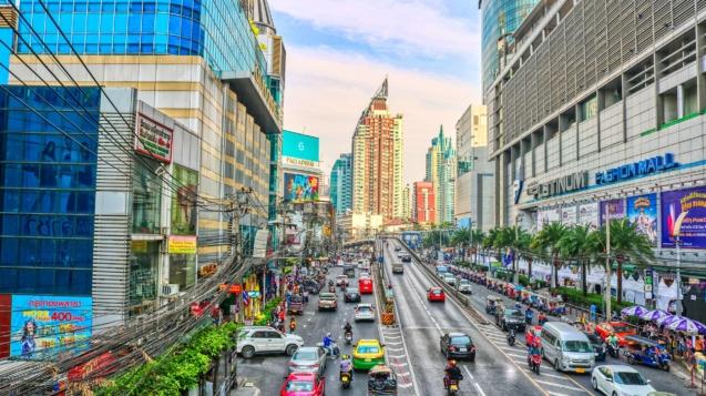 泰國期盼促進在泰外國人旅遊,以增加觀光收入。(示意圖/PIXABAY)