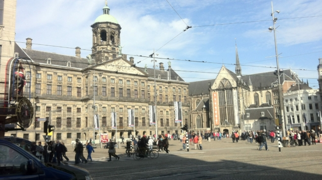 圖 / 1799(阿姆斯特丹水壩廣場)