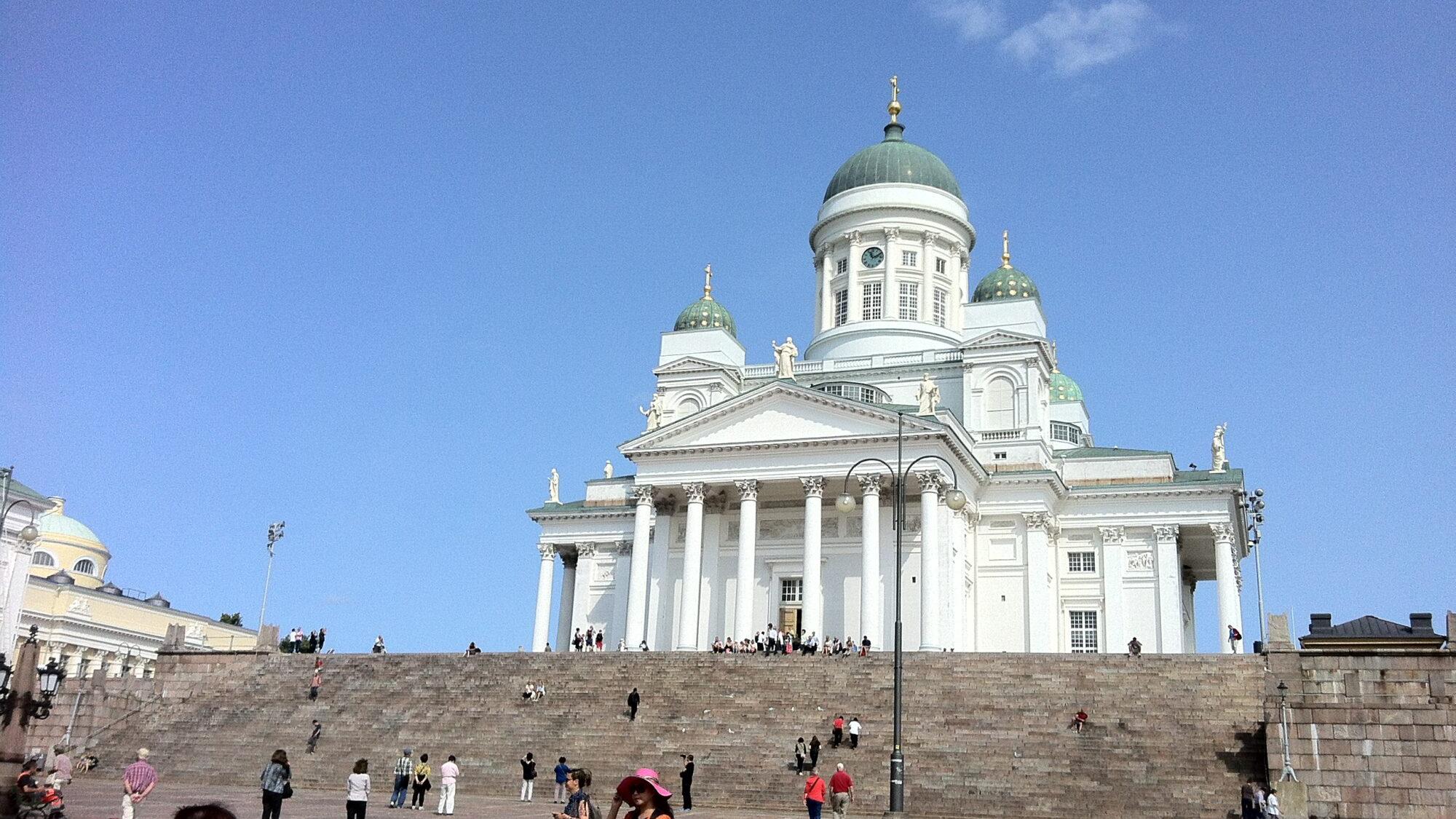 圖 / 1799(赫爾辛基白色大教堂)