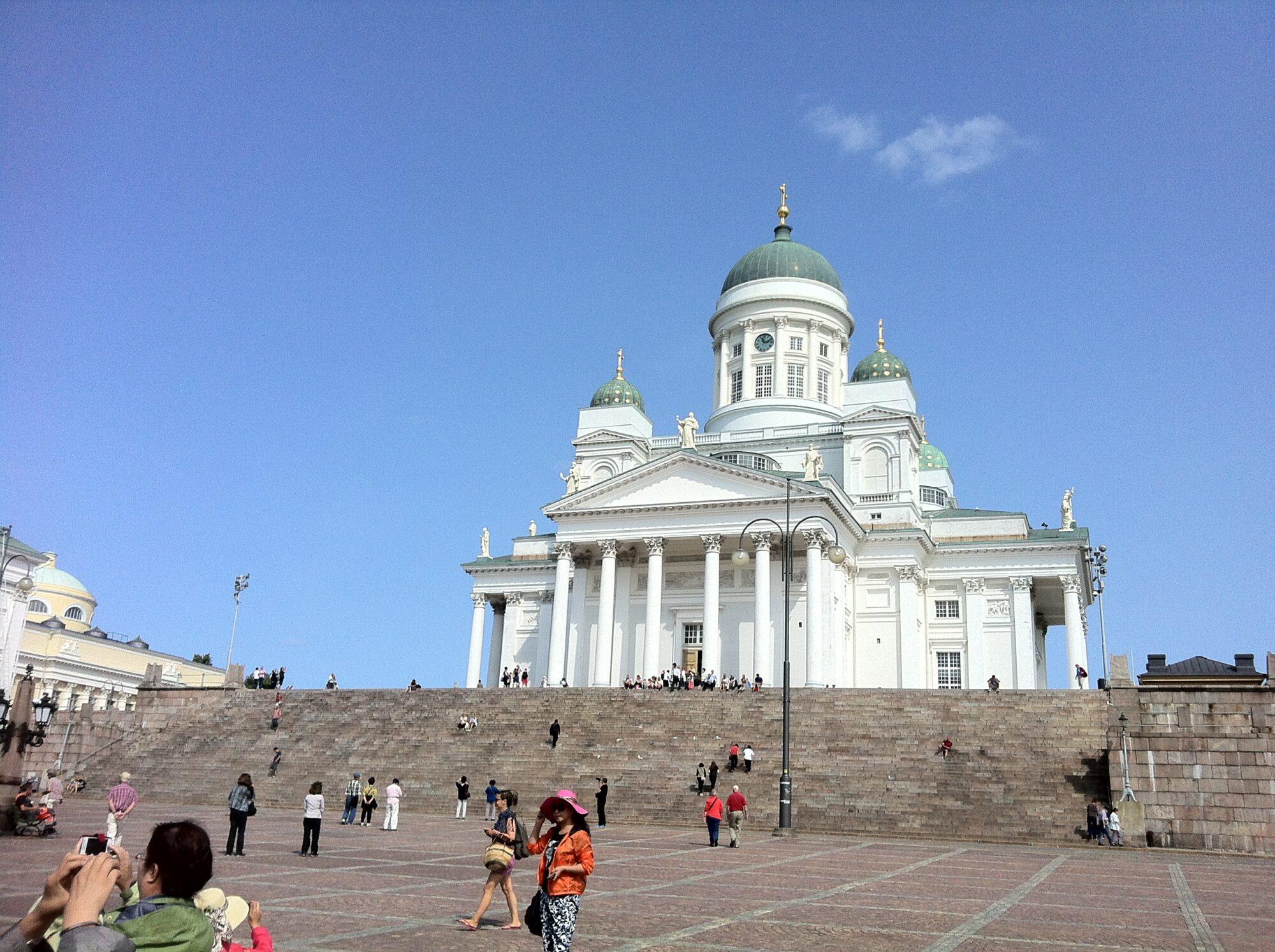 不一樣的芬蘭將不對歐盟及全球旅客開放邊境直到夏末