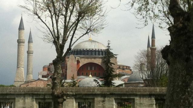 圖 / 1799(伊斯坦堡聖索菲亞大教堂)