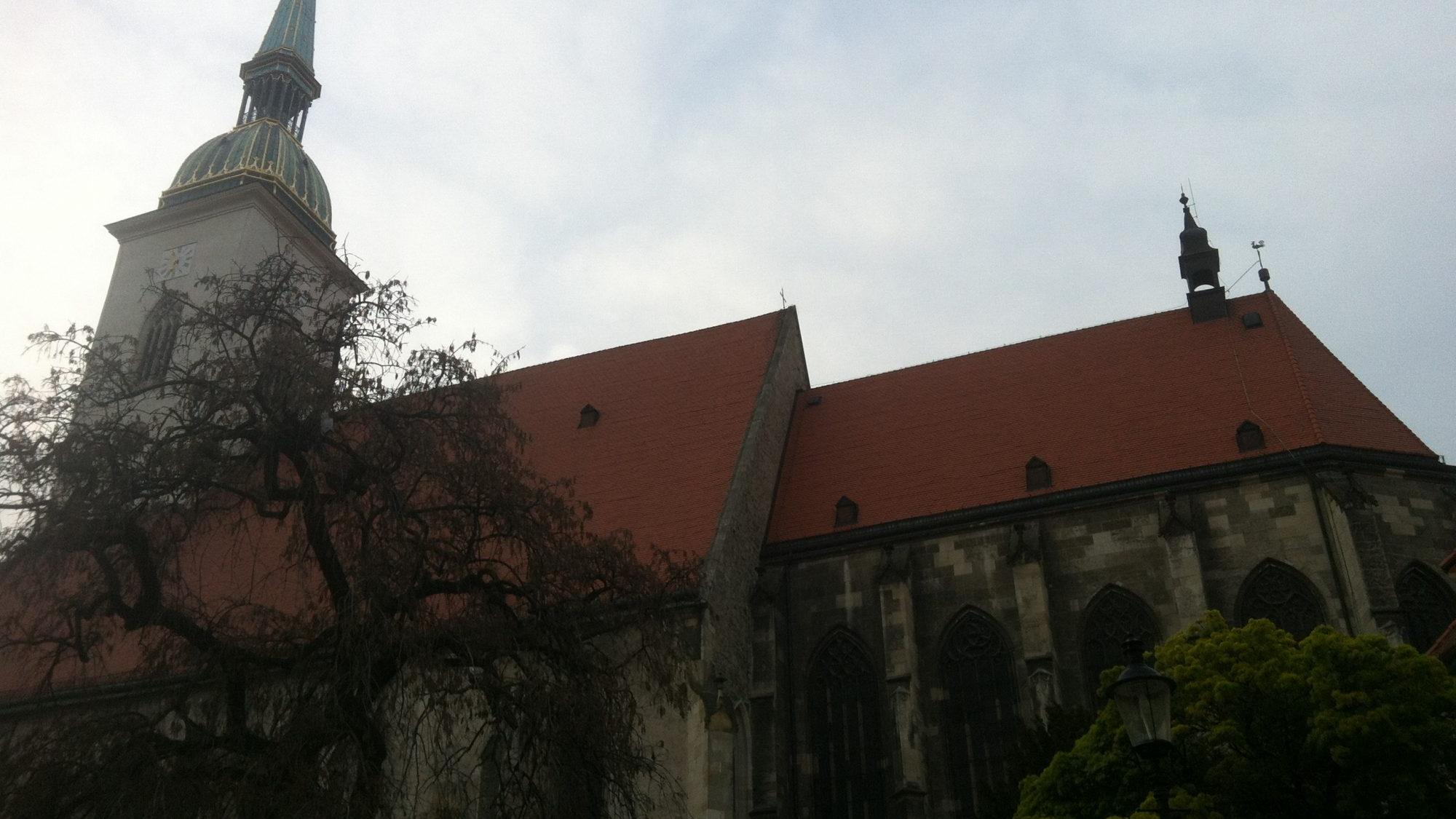 圖 / 1799(布拉提斯拉瓦聖馬丁主座教堂)