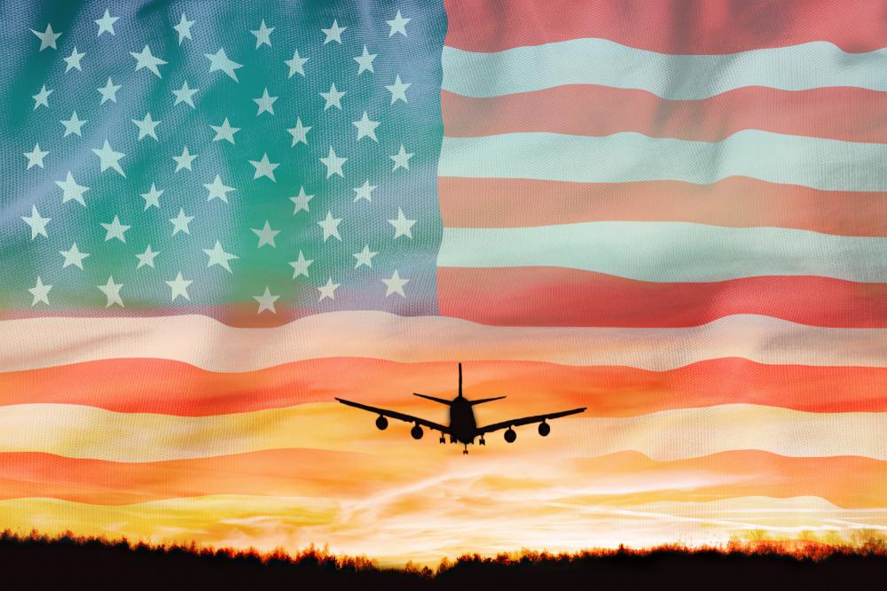 美國計劃恢復與歐盟、英國、加拿大和墨西哥的旅行