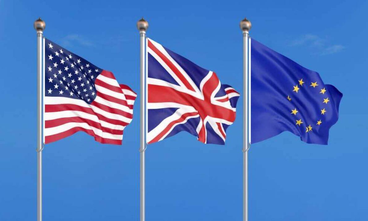 歐盟於今天起重新對美國及其他5個第三國旅客實施入境禁令