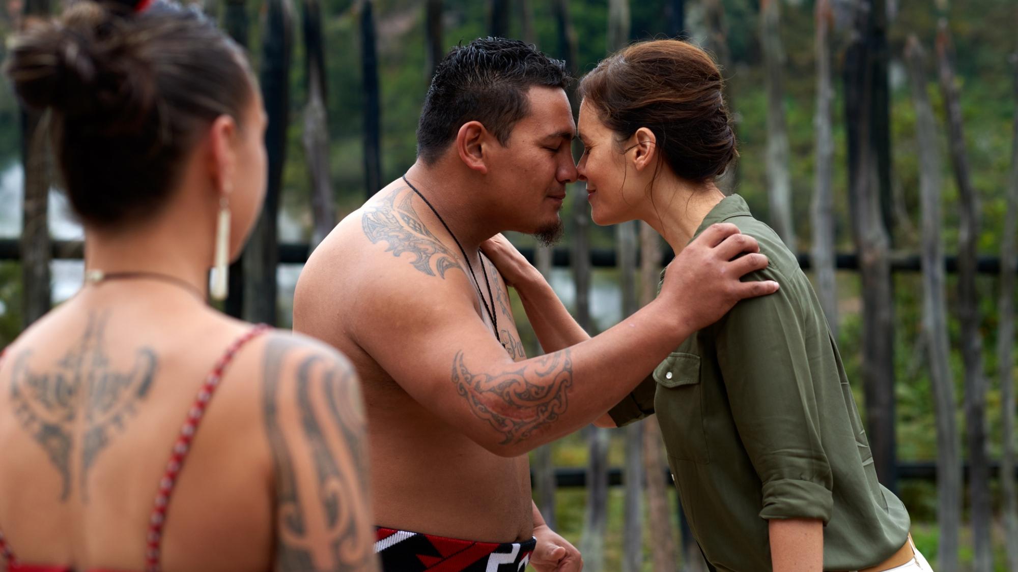 毛利文化  圖 / 紐西蘭觀光局提供