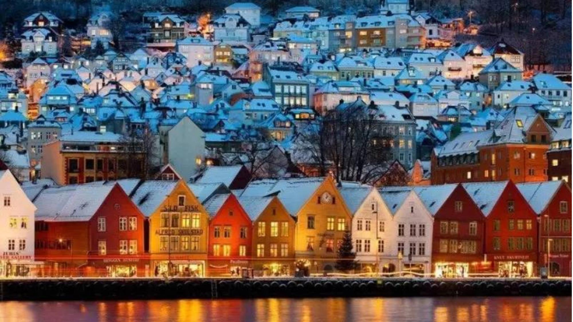 圖 / 翻攝挪威觀光局官網